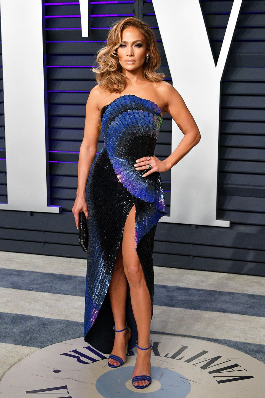 Betörend schön: Jennifer Lopez in Zuhair Murad
