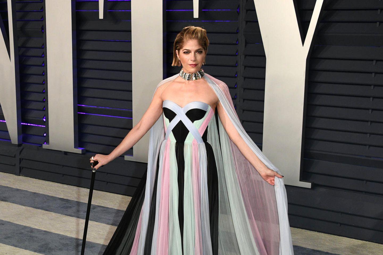 Selma Blair bei den Oscars 2019