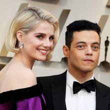 RAMI MALEK: So romantisch war sein Oscar-Auftritt
