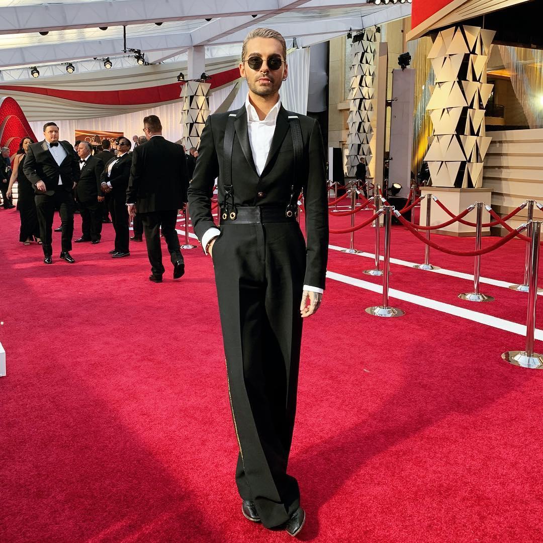Bill Kaulitz bei der Oscar-Verleihung 2019