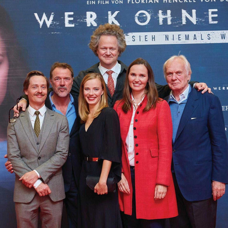 """27.09.2018 Wien, Kinopremiere von """" Werk ohne Autor"""" in der Urania Wien"""