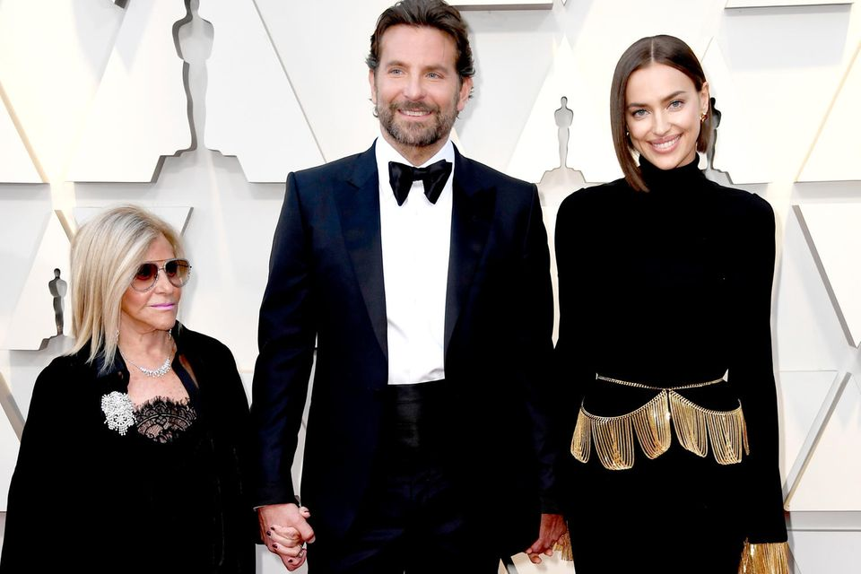 Bradley Cooper, Irina Shayk, Gloria Campano