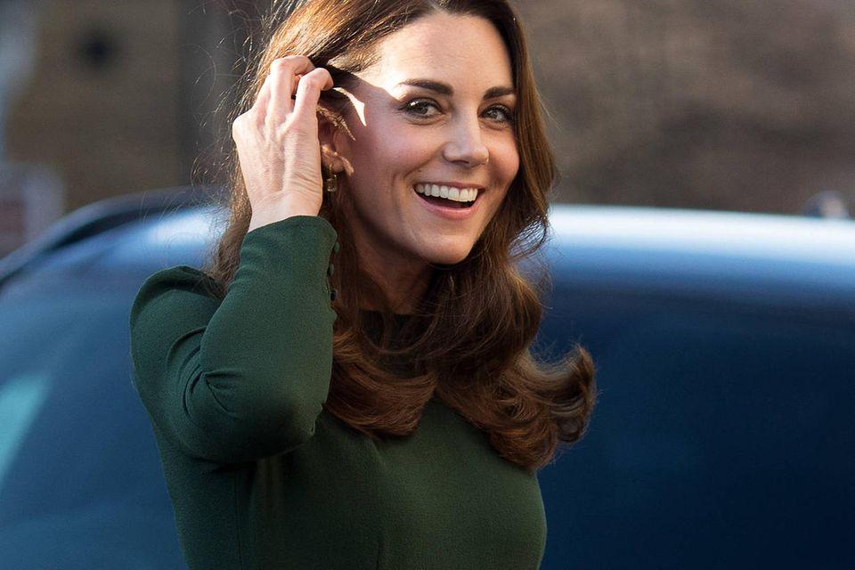 Herzogin Catherine gönnte sich einen Besuch im Luxus-Spa mit ihren Kids