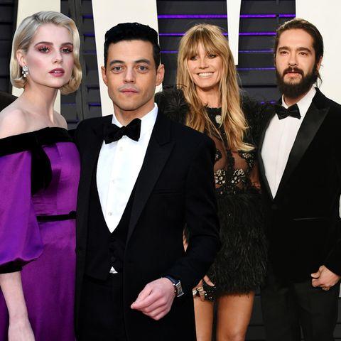 Pärchen der Oscars