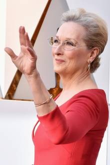 Meryl Streep gehört zu den Abräumern der Oscar-Geschichte