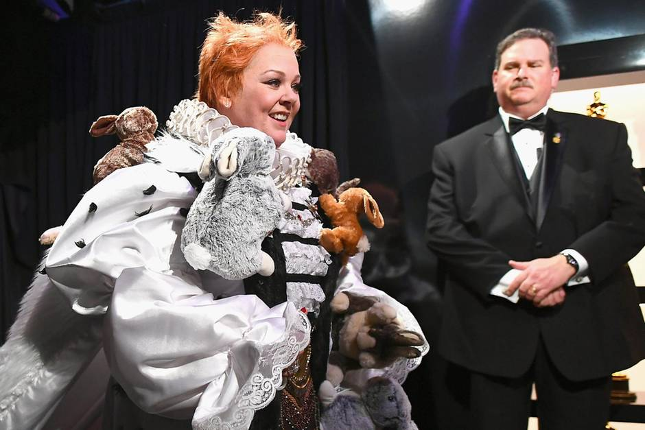 Melissa McCarthy, Oscars 2019
