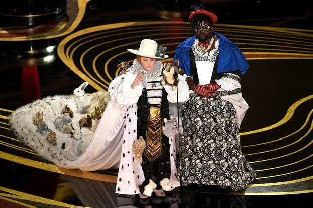 Melissa McCarthy, Brian Tyree Henry, Oscars 2019