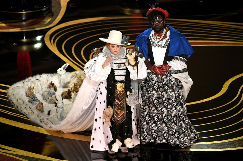 Melissa McCarthy, Brian Tyree Henry, Oscars 2019