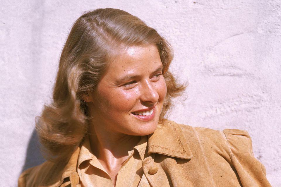 Schauspielerin Ingrid Bergmann