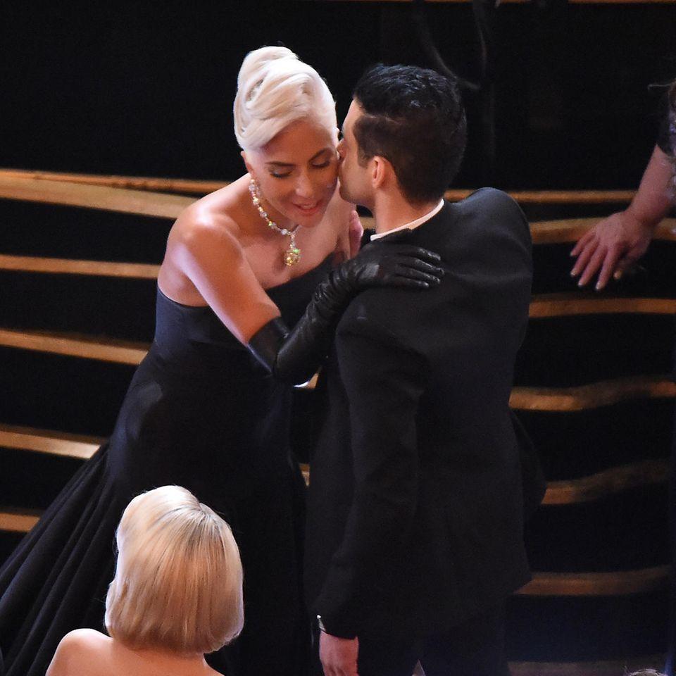 Rami Malek im Glück: Lady Gaga kommt ihm ganz nahe