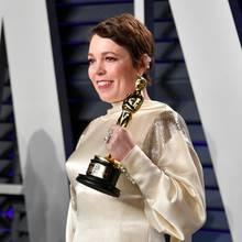 Olivia Colman: Mit ihrer Rede brachte sie alle zum Lachen