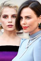 Lucy Boynton, Charlize Theron, Kacey Musgraves.