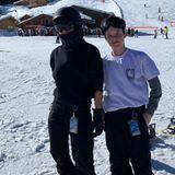 """Die Beckhams scheinen wahre Wintersportfans zu sein: """"Es macht Spaß mit Cruz zu boarden und Ski zu fahren"""", postet Victoria Beckham."""