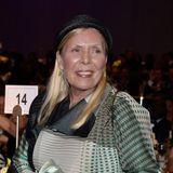 """Joni Mitchell, Musikerin  Jedes Mal wenn Herzogin Meghanam Los Angeles International Airport landete, spielte Joni Mitchells Song """"California"""" in ihrem Kopf.""""Wenn ich Heimweh habe, höre ich meine persönliche Hymne des Glücks"""", erklärt die Frau von Prinz Harry."""