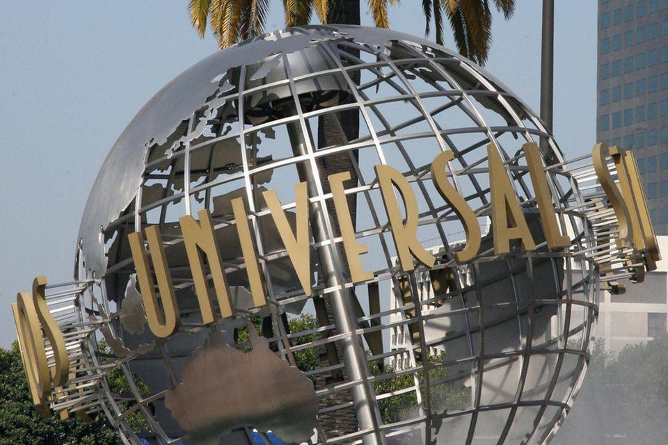 Die Universal-Studios bieten Touren an.