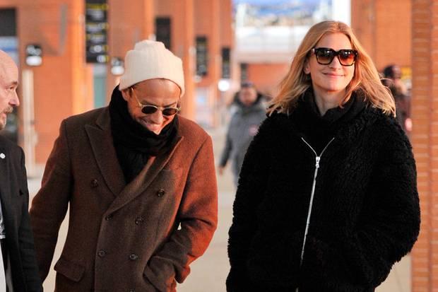 Lude Law und Phillipa Coan sind seit vier Jahren zusammen