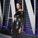 """""""Outlander""""-Star Caitriona Balfe sorgt für herzhaften Durchblick."""
