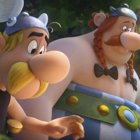 """Asterix und das Geheimnis des Zaubertranks"""""""