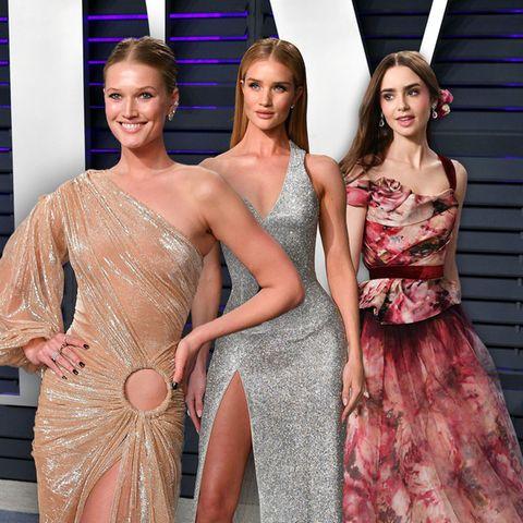 Mehr Glamour geht gar nicht! GALA zeigt die Looks der Oscar-Partys