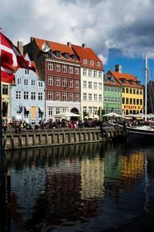 Ohne das Fahrrad geht gar nichts in Dänemark. Auf Entdeckungstour geht's am besten auf zwei Rädern an den Kanälen entlang.