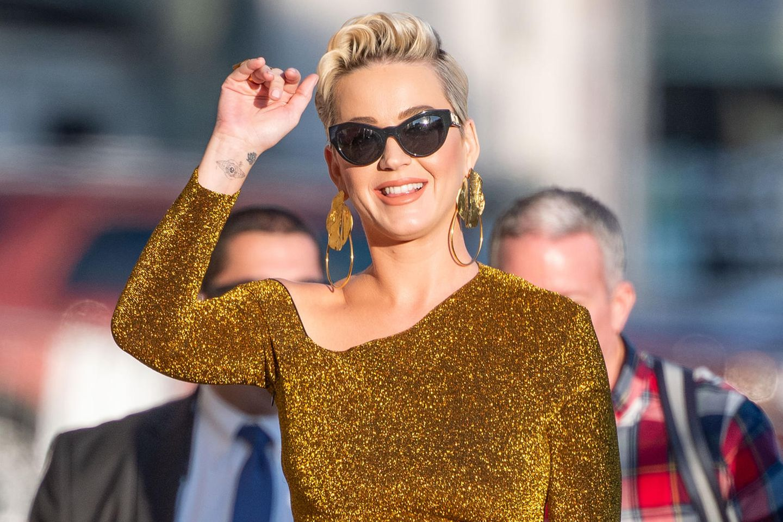 "Katy Perry plauderte bei ""Jimmy Kimmel"" über den Heiratsantrag"