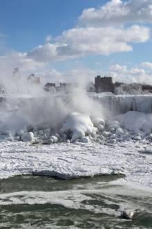 In Ontario/Kanada lässt sich gerade ein Naturspektakel beobachten, das einen staunen lässt