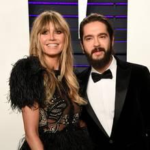 """Heidi Klum und Tom Kaulitz bei der diesjährigen """"Vanity FairOscar Party"""""""