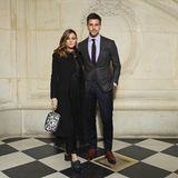Eins der stylischsten Paare überhaupt: Olivia Palermo und Johannes Huebl.