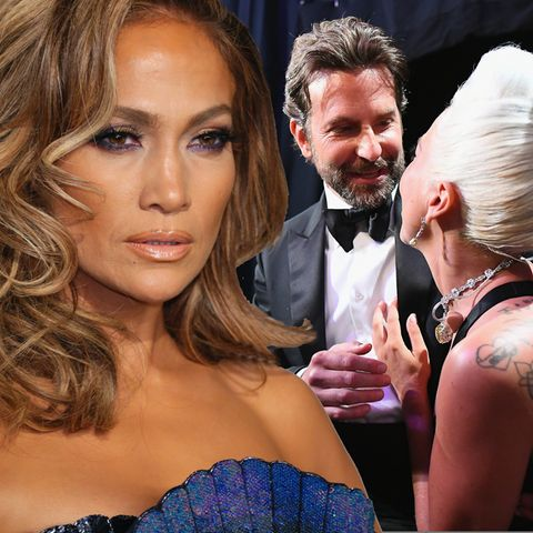 Jennifer Lopez, Bradley Cooper, Lady Gaga