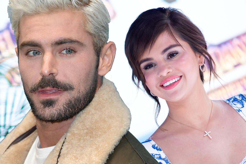 Zac Efron und Selena Gomez.