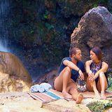 In traumhafter Kulisse lassen Andrej und Jennifer ihr Dreamdate etwas im Regenwald der Karibikinsel Kuba am Wasserfall ausklingen. Und auch hier wird wieder heftig geknutscht.