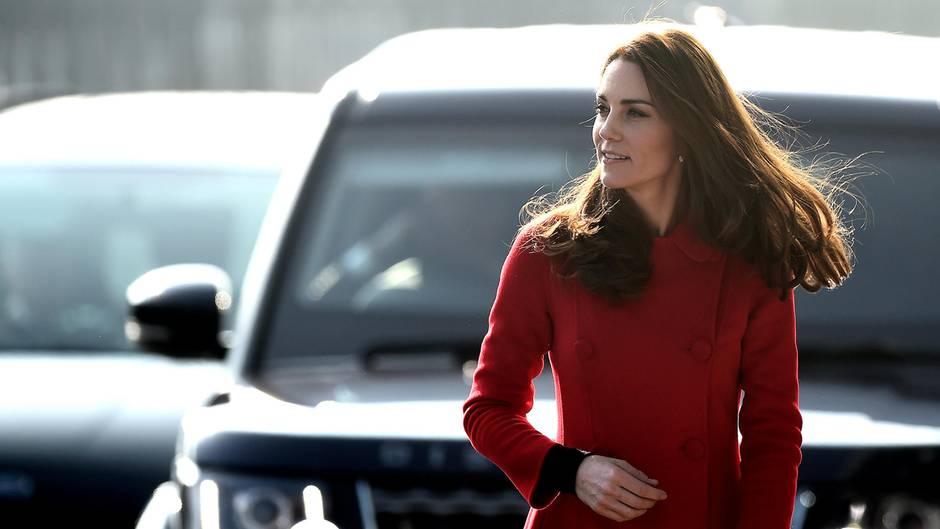 Herzogin Catherine: Schwanger mit Baby Nummer 4?