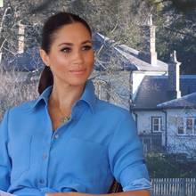 Herzogin Meghan zieht im März 2019 mit Prinz Harry ins Frogmore Cottage