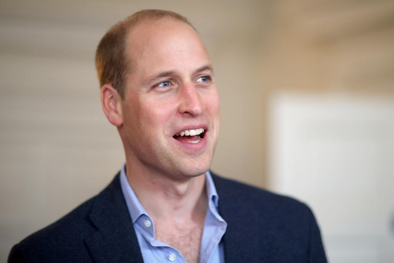 Prinz William hatte 2002 einen flotten Spruch über Kate Middleton auf Lager