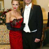 2003  Pamela Anderson und Kid Rock