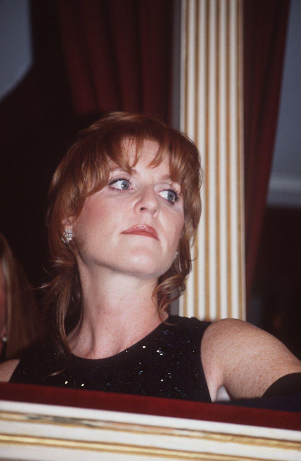 1997  Sarah Ferguson