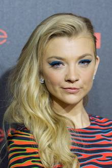 """Game of Thrones""-Darstellerin Natalie Dormer mit Sidecut"