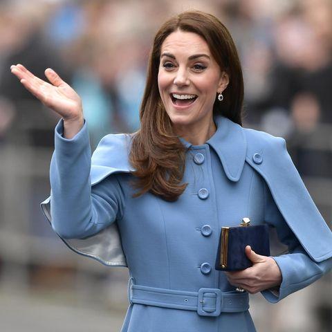 Herzogin Catherine: Die Wettbüros laufen heiß wegen Baby Nummer vier