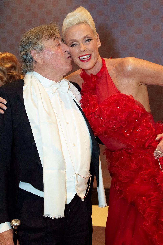 2012  Brigitte Nielsen