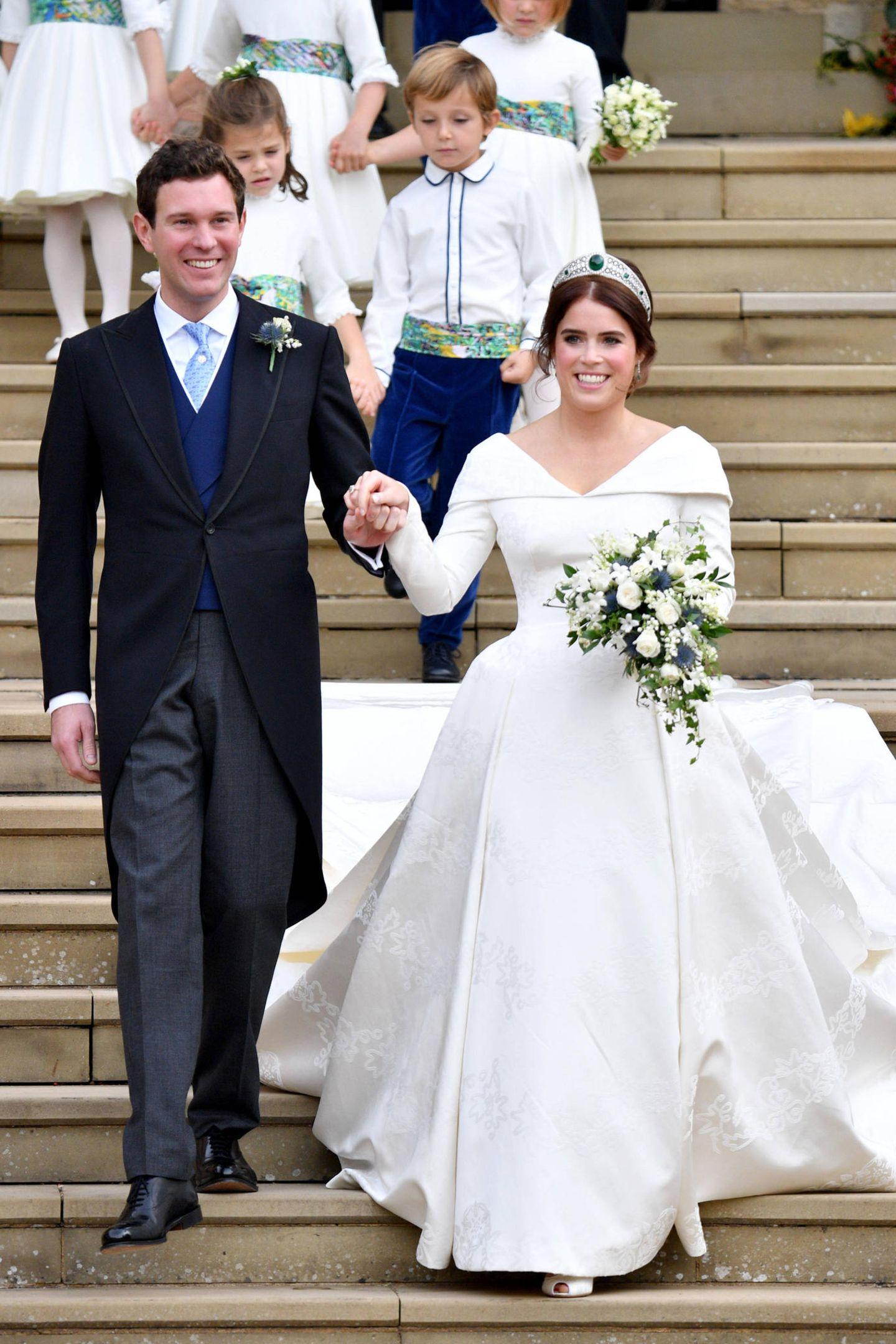 Prinzessin Eugenie: Grace Kelly diente als Inspiration für