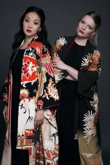 Kimonos von Aura Berlin