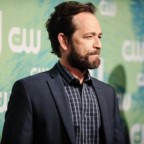 """Beverly Hills, 90210""-Star Luke Perry"