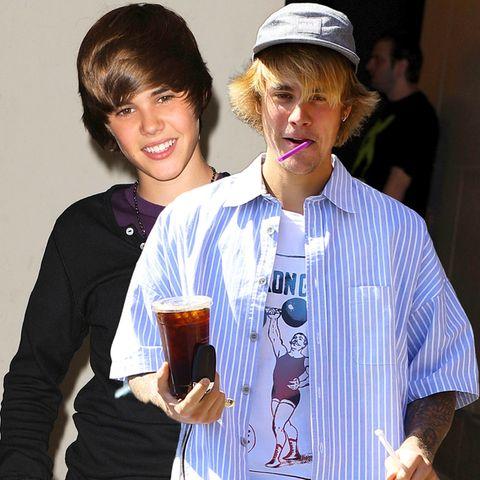 Star-Frisuren: Justin Bieber