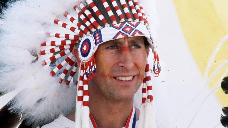 Königliche Jecken: Das sind die lustigsten Kostüme der Royals