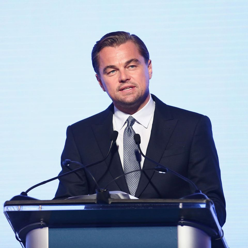 LeonardoDiCaprio rettet Wale!