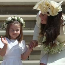 Prinzessin Charlotte, Herzogin Meghan