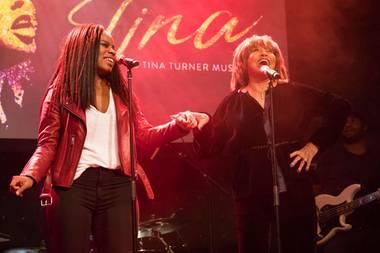 Kristina Love, Tina Turner