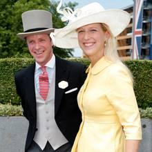Tom Kingston, Lady Gabriella Windsor