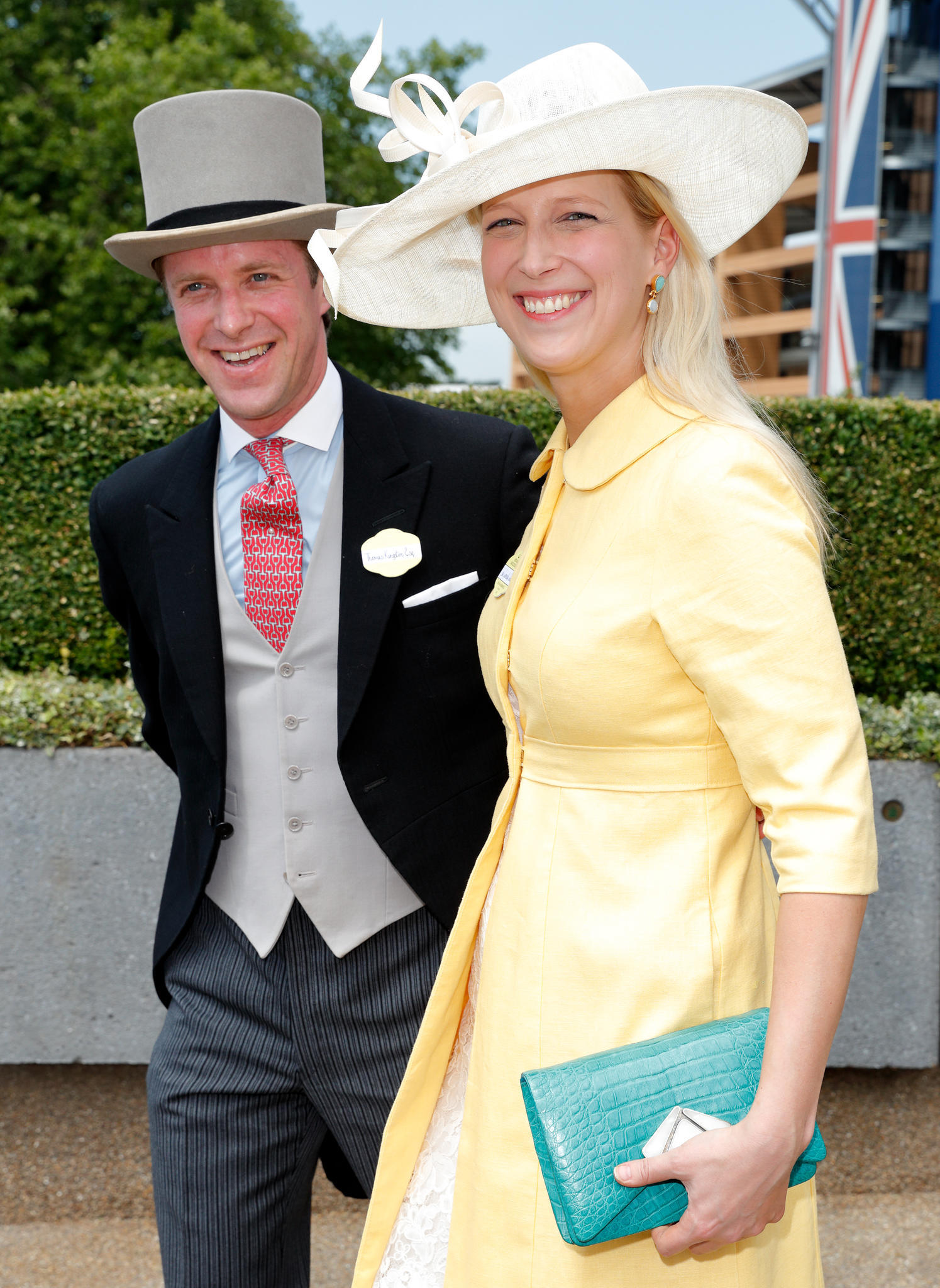 Tom Kingston, Lady Gabriella Windsor