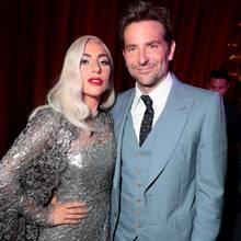 Lady Gaga + Bradley Cooper stellen ihren Film in Los Angeles vor